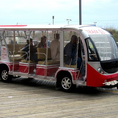 Atlantic City Boarwalk Tram