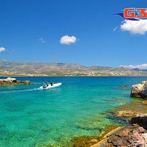 G3 Boats - Agios Nikolaos (Tourkonisi) - Paros - Greece