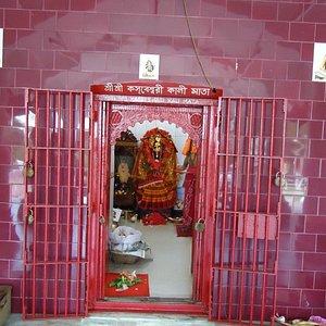 Kamleshwar Temple at Kamlasagar Lake.