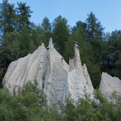 Die Erdpyramiden von Terenten