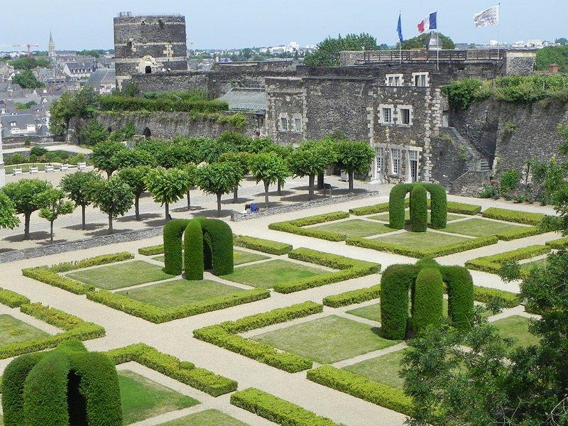 Formal gardens