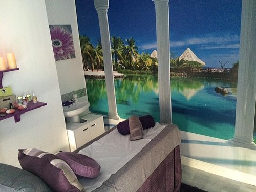 Treatment room 1 - relax and enjoy some time out