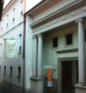 Ingresso del Museo .