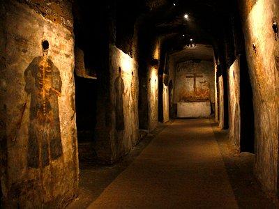 Foto di Vincenzo Antonucci - Catacombe di San Gaudioso