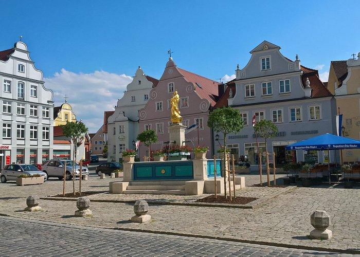 historické náměstí