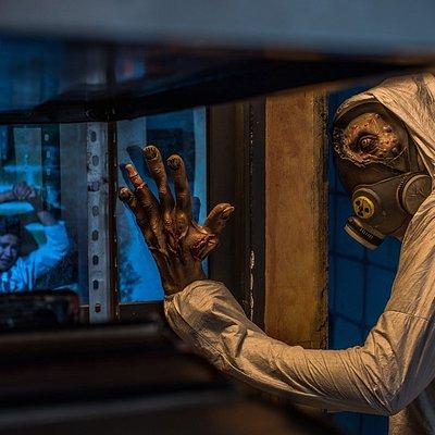 Escápate de los scientíficos zombies