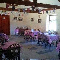 Manor Farm tea room
