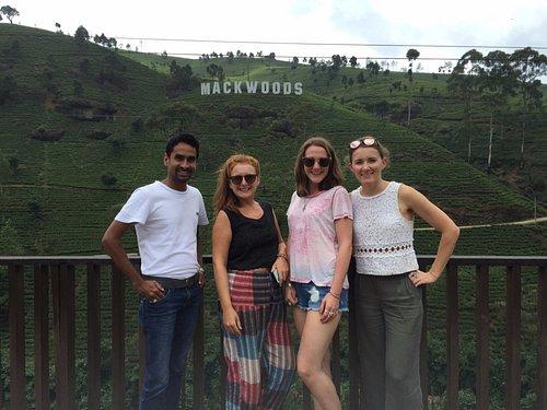 US Tour Sri Lanka
