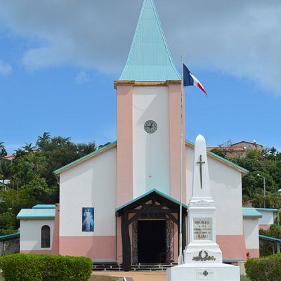 Eglise de Bourail
