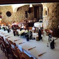 Table pour mariage le midi