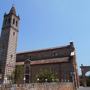 chiesa di San Salvaro, San Pietro, Legnago