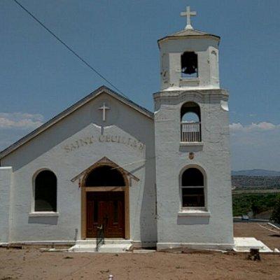 Saint Cecilia's Mission Catholic Church