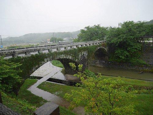 岩本橋風景