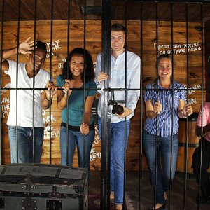 The newest attraction in Barceló Bávaro Grand Resort, Escape Room.