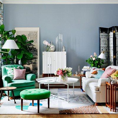 Svenskt Tenn Living-room