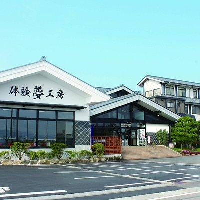 【武生ICから車で2分】越前富士・日野山を一望でき、田園風景が広がる場所にあります。