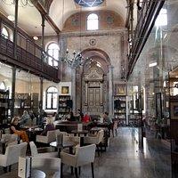 Synagoga Cafe in Trnava