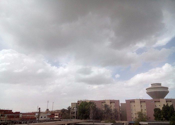 Qaha landscape