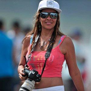 Disfrutando de lo que mas me gusta hacer.... capturar los mejores momentos a través de la fotogr