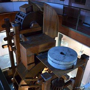 Ingenio hidráulico realizado por José María Legazpi