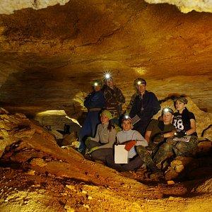Фантастическое пространство подземного лабиринта