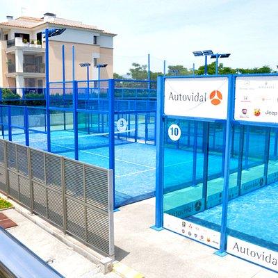 Las mejores instalaciones de pádel en Mallorca.