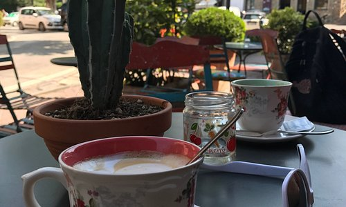 Marylebone Bar & Coffee