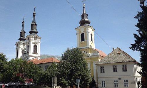 2 Towers of St Nicholas Church