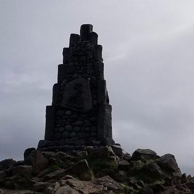 Stephanson Monument