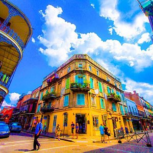Our French Quarter Stroll takes you by this architectural beauty.