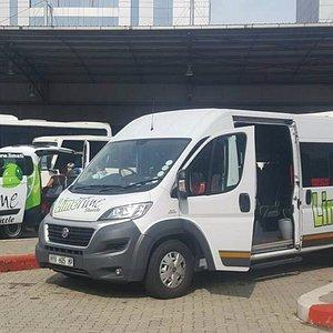 OR Tambo bus terminal