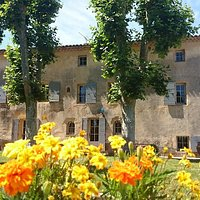Bastide fleurie