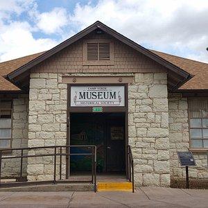 Camp Verde Visitor Center (front entrance)