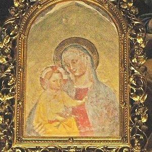 Immagine della Madonna del Santuario di Santa Maria della Pietà