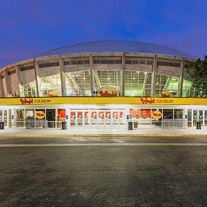 Bojangles' Coliseum in Charlotte, NC