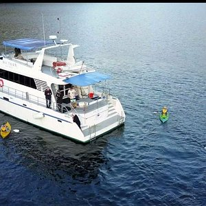 Southern Secret in Doubtful Sound Overnight Cruise