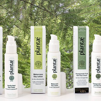 Available in store is the amazing, certified organic Plantae range. Come in and choose some samp