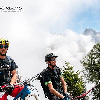 Mountain Bike Guiding Verbier