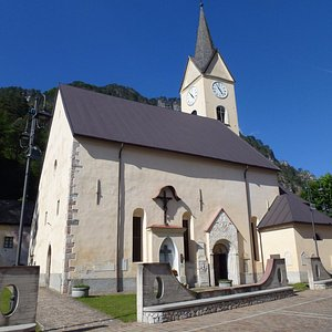 Santa Maria Visitazione, Malborghetto