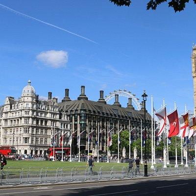 Parliament Square and Big Ben