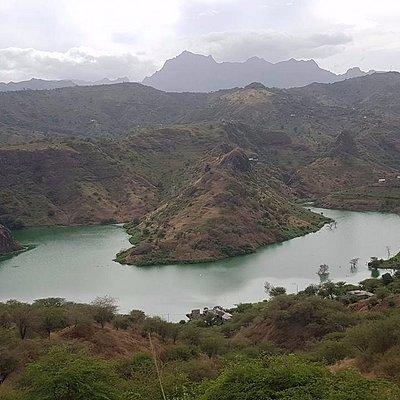 4X4 Excursion to Santiago Island, Secret places like this one!!!