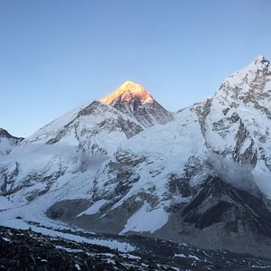 Sunset at Mt.Everest