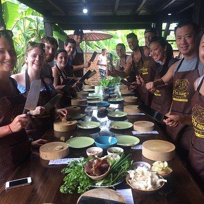 Pra Nang Chiangmai Thai Cookery School