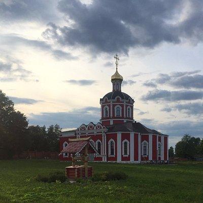 Церковь Собора Иоанна Предтечи