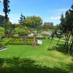 Parque El Lago