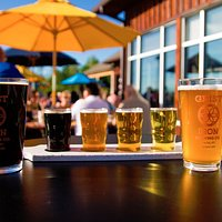 We offer a wide range of beer styles and flavors to suit any drinker - we also offer tasting fli