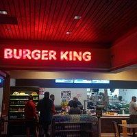 It's burger king