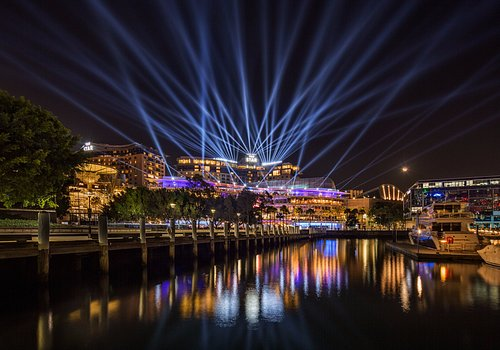 The Star Sydney Nightview