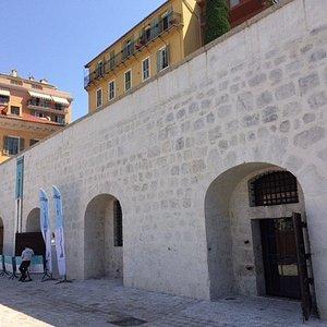Galerie Lympia (ancien bagne nice)