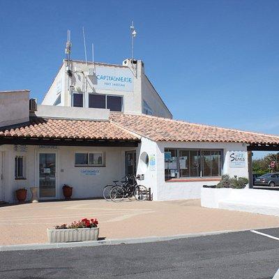 Port Gardian Capitainerie
